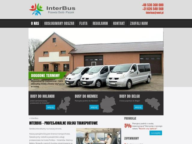Busy do niemiec - InterBus